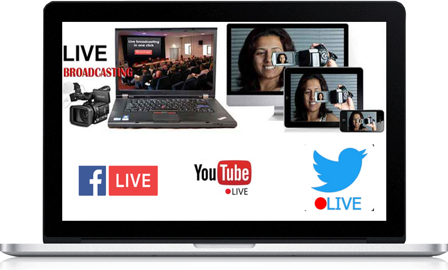 Live Streaming in Mumbai, Best Live Streaming Company 